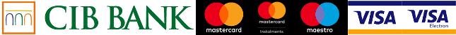 biztonságos Cib bankkártyás fizetés