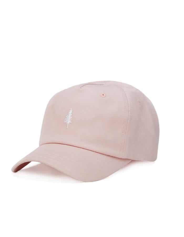 Peak fenyőfás rózsaszín sapka - Tentree