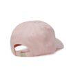Peak fenyőfás rózsaszín sapka hátulról - Tentree