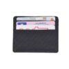Redbud kártyatartó pénztárca fenyőfás RFID blokkolós hátulról