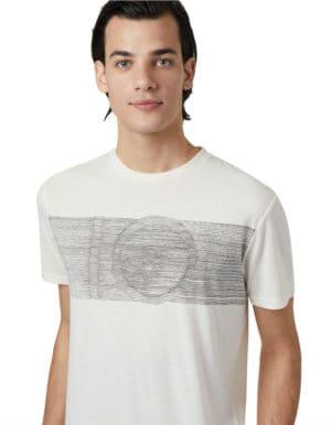 Topographic férfi póló – Tentree