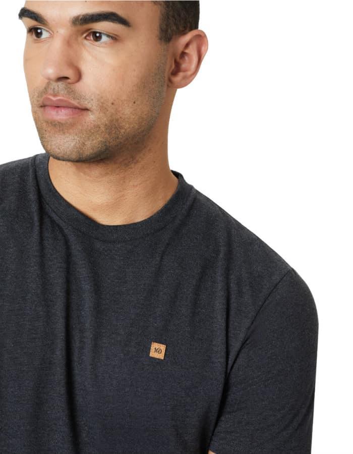 Meteorit szürke férfi Classic TreeBlend póló