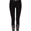 Hyperdry printed női leggings előröl újrahasznosított - Oneill Blue