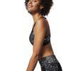 Hyperdry printed női leggings újrahasznosított - Oneill Blue - Álló modell 2