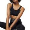 Hyperdry printed női leggings újrahasznosított - Oneill Blue - Ülő modell 2