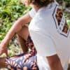 Oneill Blue hyperfreak sunburst boardshort - Lifestyle2