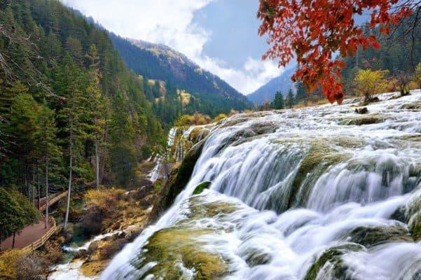 Tiszta természet, patak