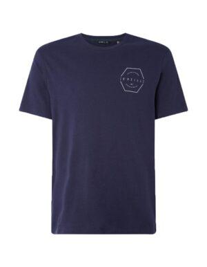 O'Neill Phil férfi póló 100% biopamut, sötétkék színben
