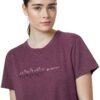 TenTree Spondwave BF női biopamut póló modell közeli