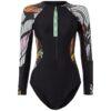 ONeill Blue Suru női surfsuit, fürdőruha - ghost előröl