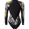ONeill Blue Suru női surfsuit, fürdőruha - ghost hátulról