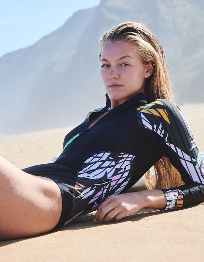 ONeill Blue Suru női surfsuit, fürdőruha - beach style