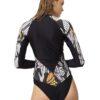ONeill Blue Suru női surfsuit, fürdőruha - Modell hátulról