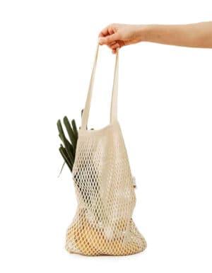 URBANCEKKER – hálós bevásárló szatyor