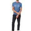 Elm férfi biciklis póló biopamutból - Tentree - teljes