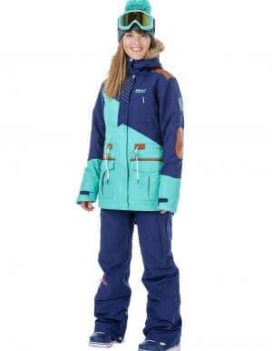 Apply 2.0 női síkabát kék távoli
