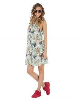 Amour női ruha organikus pamutból
