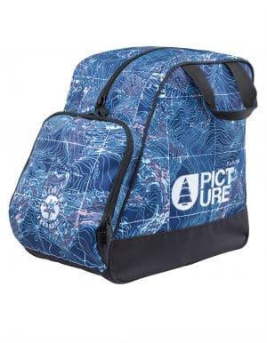 Topo mintás snowboard bakancs és síbakancs táska - Picture-Organic-Clothing