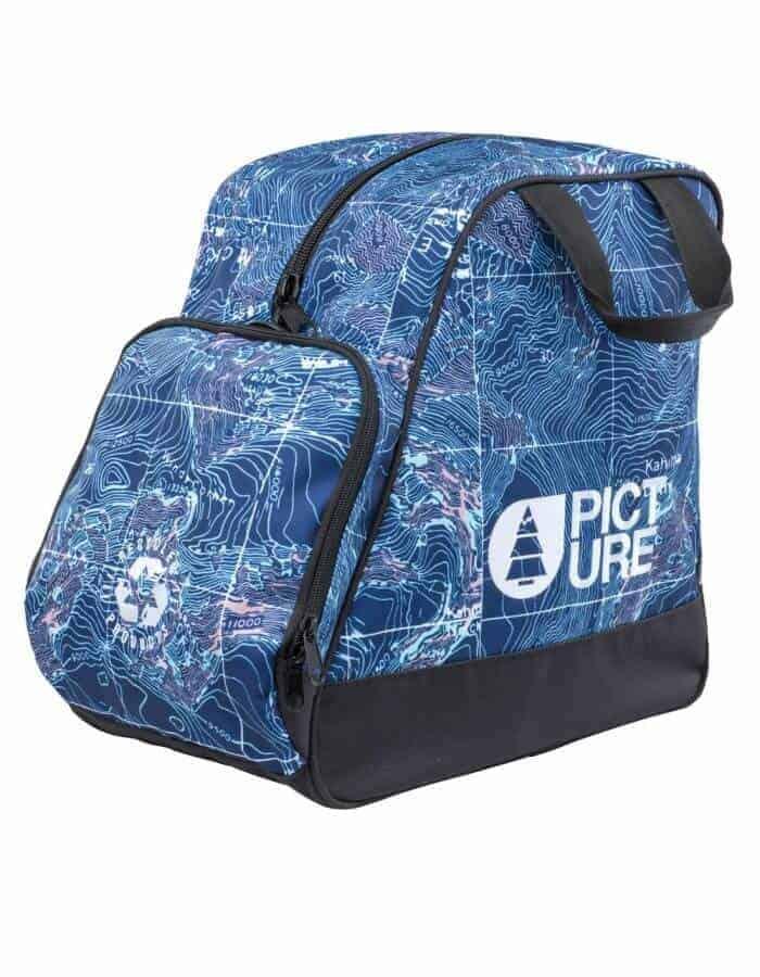 Topo mintás snowboard bakancs táska - Picture-Organic-Clothing