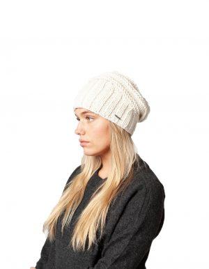 Barts Tamara téli sapka fehér_modell2