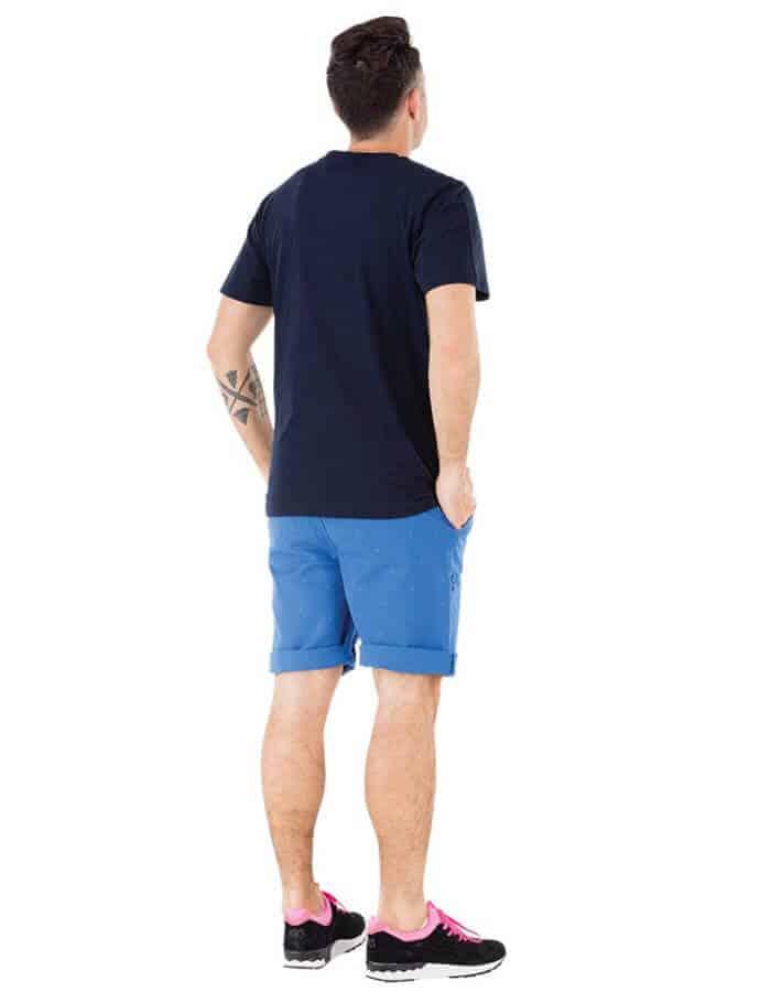 Basement surfer biopamut férfi póló hátulról - Picture Organic Clothing
