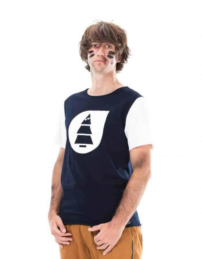 Basement Custom férfi póló egyedi színezéssel