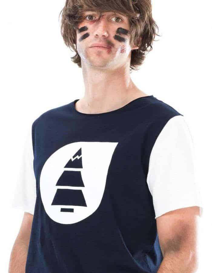 Picture Organic Clothing - Basement Custom férfi póló egyedi színezéssel