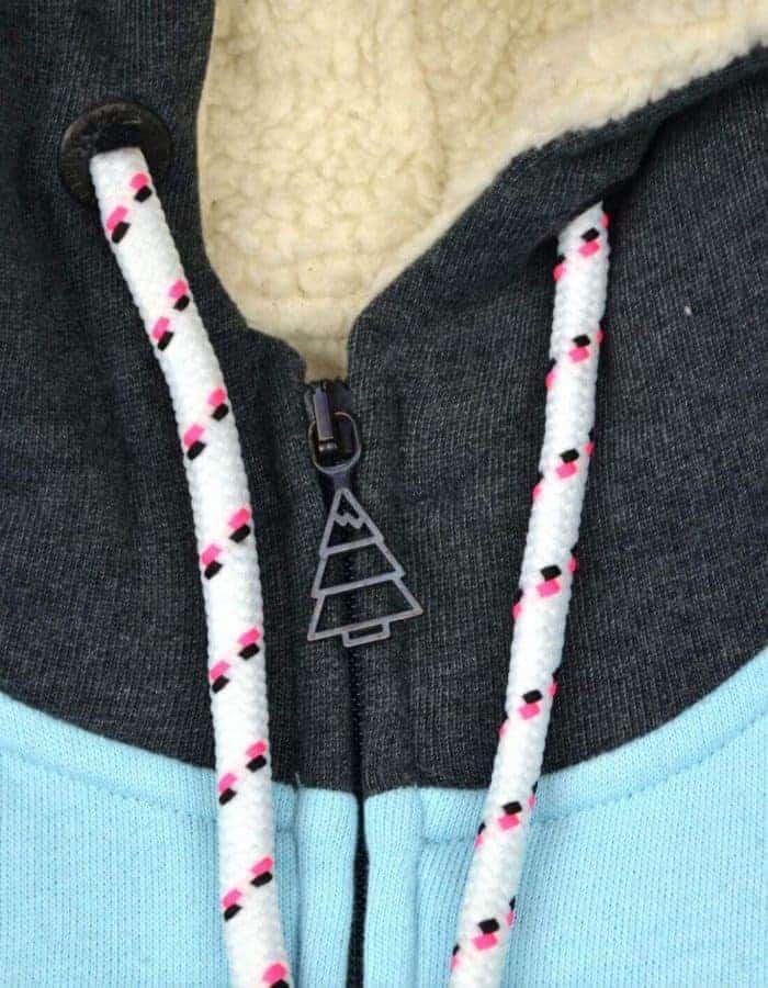 Basement plush bélelt női pulóver