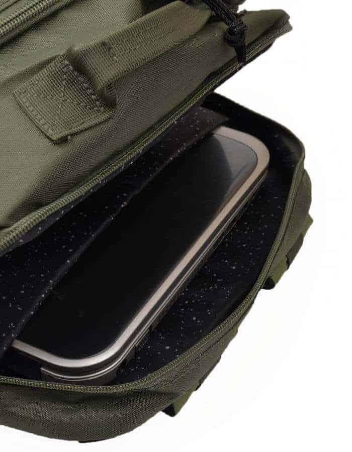Boarder plus O'Neill újrahasznosított poliészter hátizsák laptop