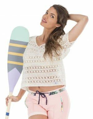 Copacabana női póló