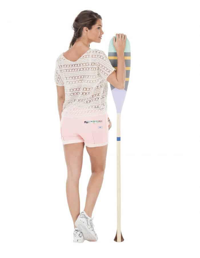 Copacabana női póló hátulról - Újrahasznosított pamut - Picture Organic Clothing