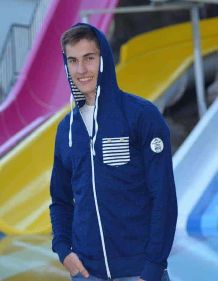 Tockson férfi pulóver törökország lifestyle