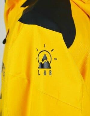 Iceland ProKnit Picture technikai kabát LAB logó