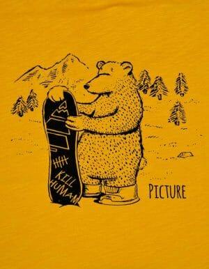 Picture Daddy póló jegesmedve