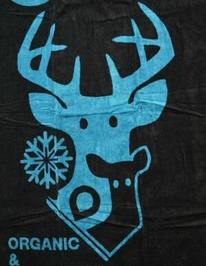 Deer az óriási törülköző