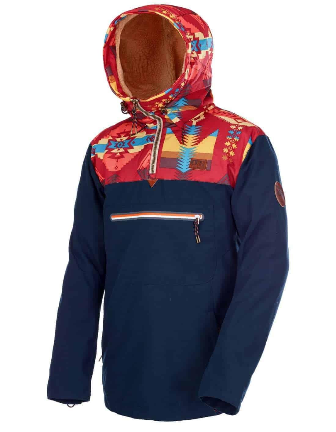 Hanko újrahasznosított férfi utcai kabát 4d401f63cb