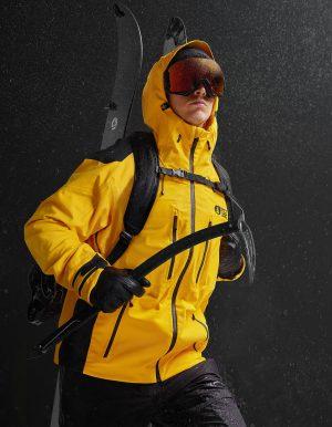 Iceland ProKnit férfi technikai kabát – Picture