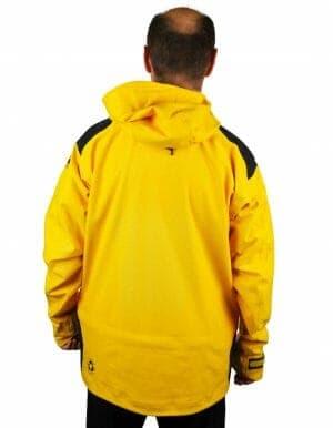 Iceland Proknit technikai kabát hátulról