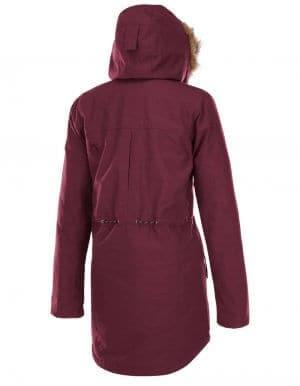 Katniss női kabát hátulról