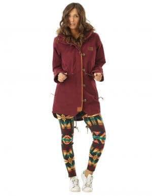 Katniss női kabát felvéve full