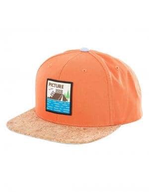 Picture Organic Clothing - Lakewood sapka narancssárga