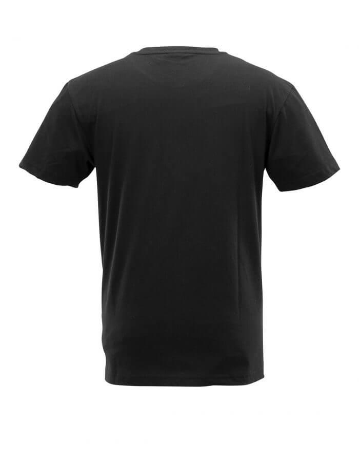 Mirage férfi biopamut pólo hátulról
