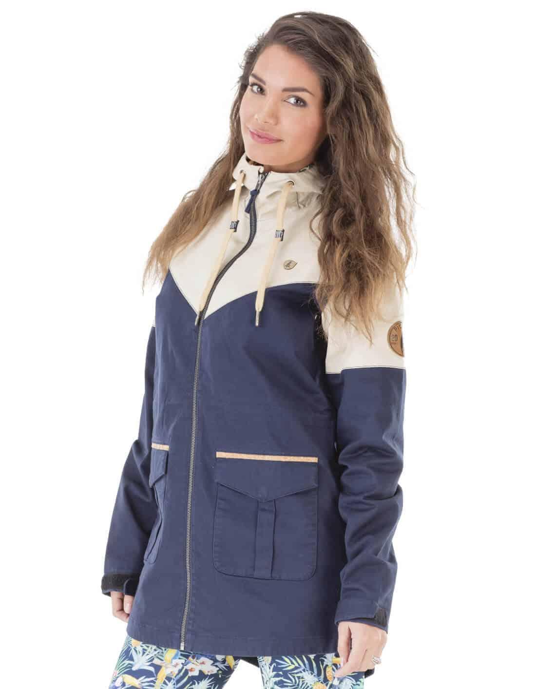 Átmeneti női kabát