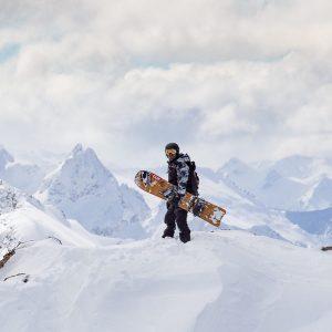 O'Neill Contour síkabát LifeStyle - A hegygerincről szép a kilátás