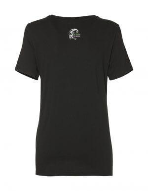 Oneill re-issue női biopamut póló hátulról