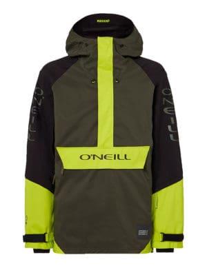 Original Anorak O'Neill Blue férfi technikai kabát előröl
