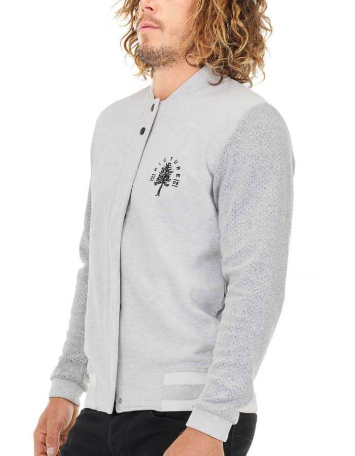 Picture Boston férfi biopamut pulóver modell 2