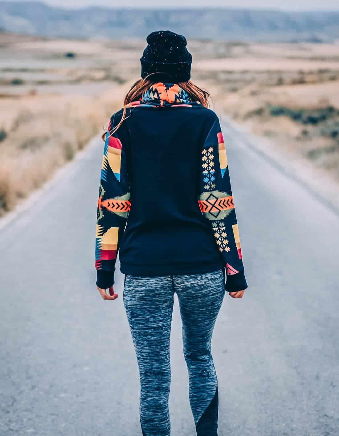 Planer organikus pamut noi pulover -style vertical hatultol