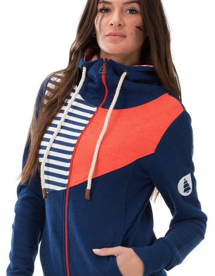 Rain kapucnis pulóver közeli - Picture Organic Clothing