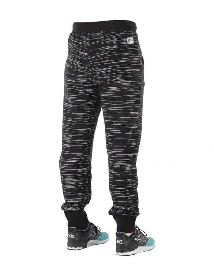 Relax nadrág fekete hátulról - Picture Organic Clothing